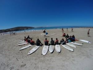 escuela de surf en Malpica de Bergantiños